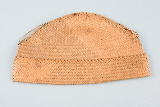 Woven Grass Hat
