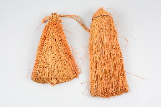 Fringed Grass bag