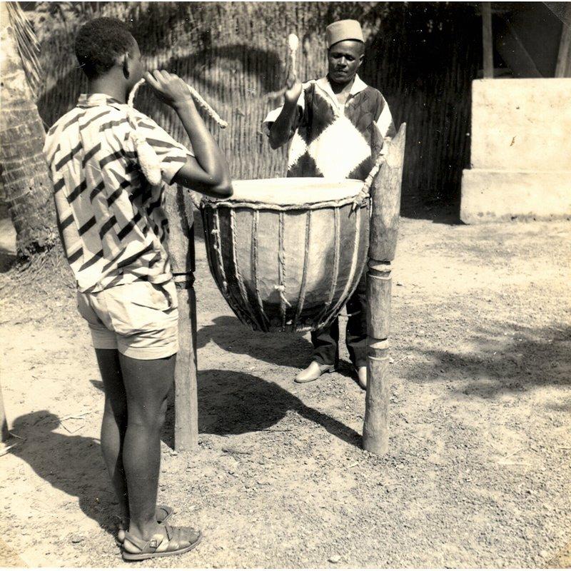Tabulay drumming