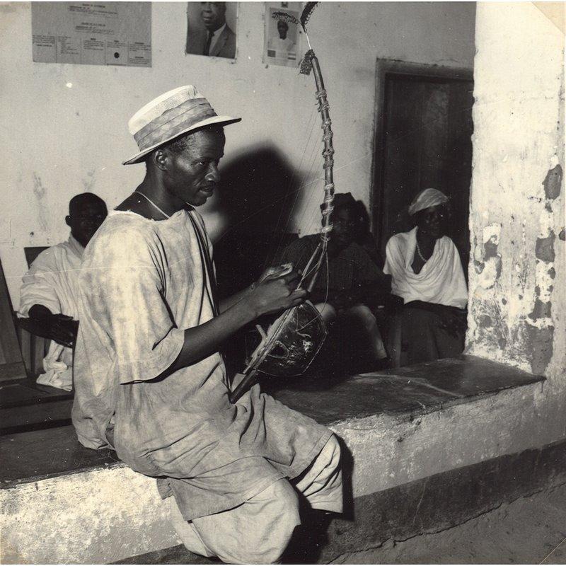 Yalunka hunting song