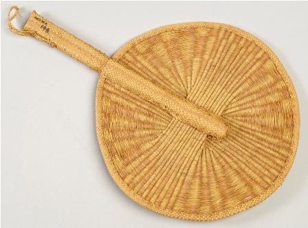 Basketry Fan