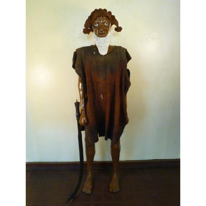 Sculpture of Bai Bureh