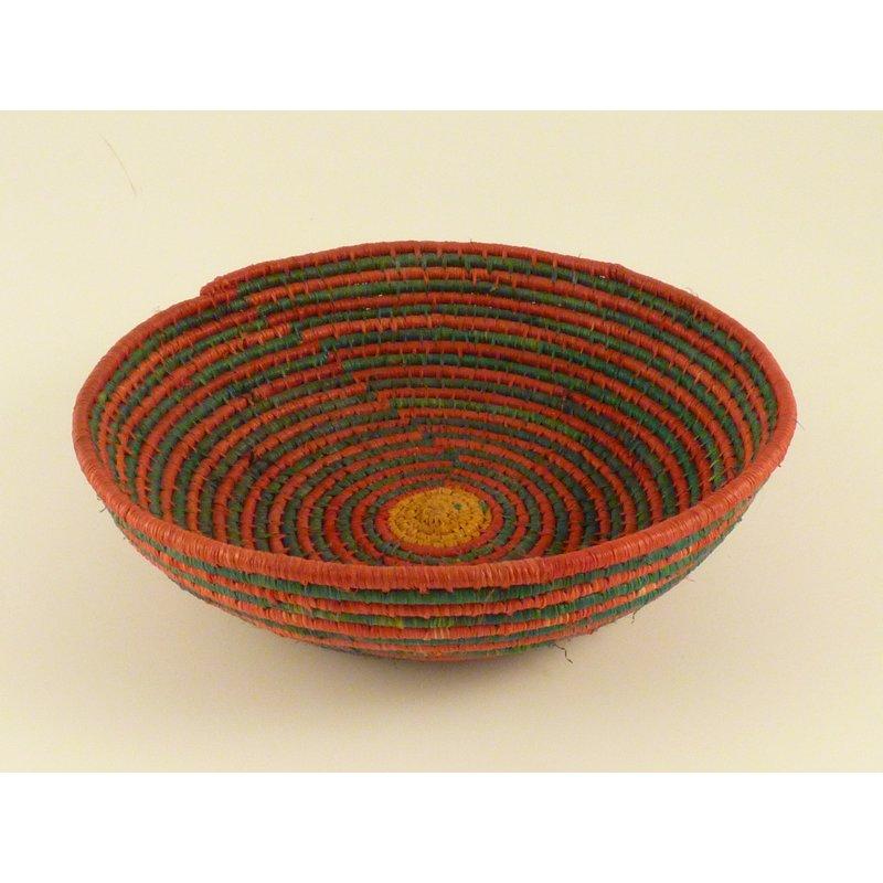 Raffia Bowl