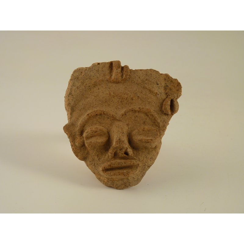 Ghanaian Terracotta Head