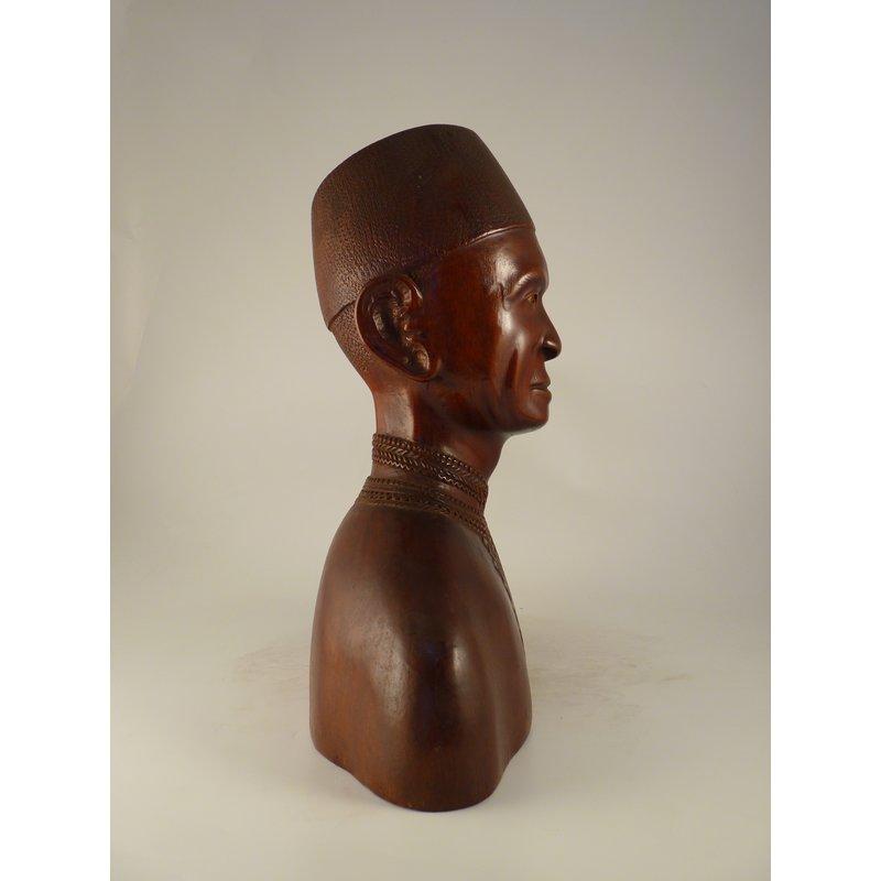Milton Margai Bust