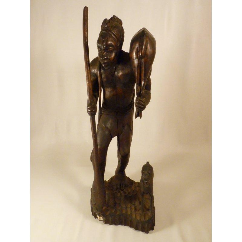 Hunter Figure
