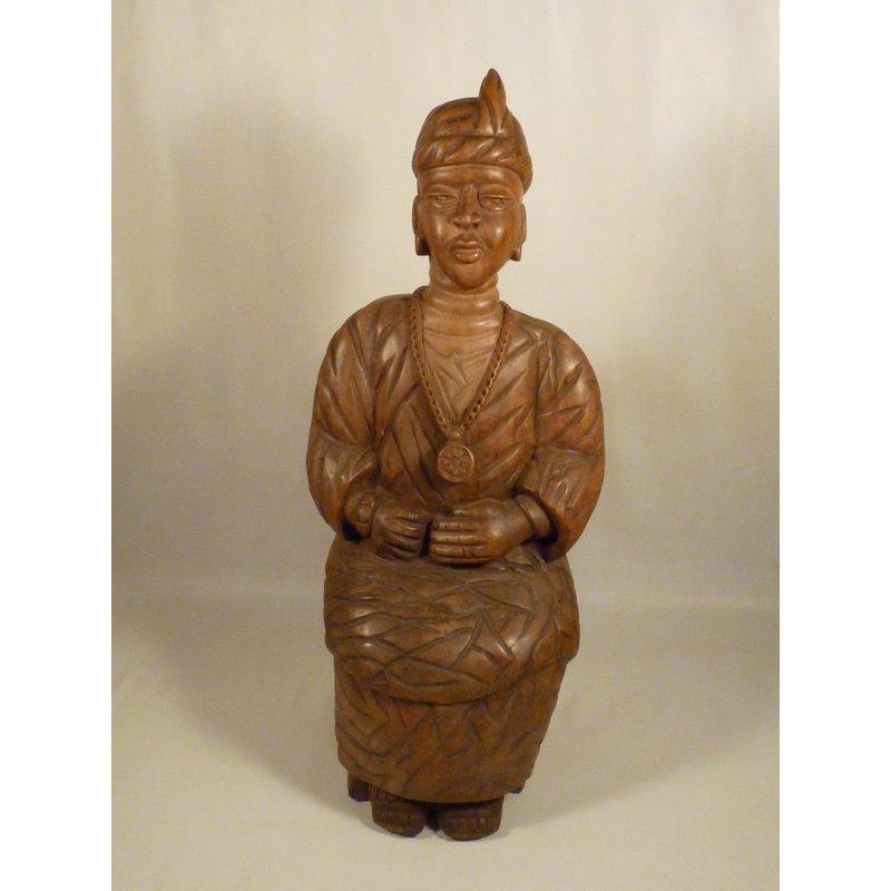 Wooden Madam Yoko