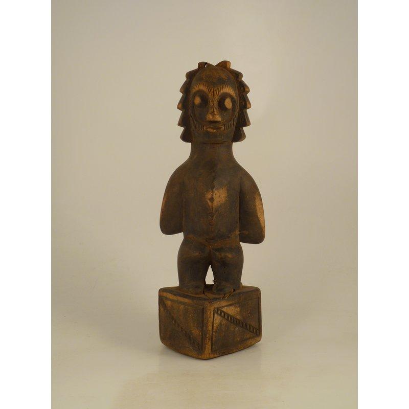 Janus-faced Figure