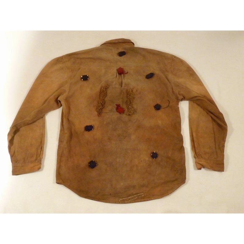 Kamajor  Khaki Shirt
