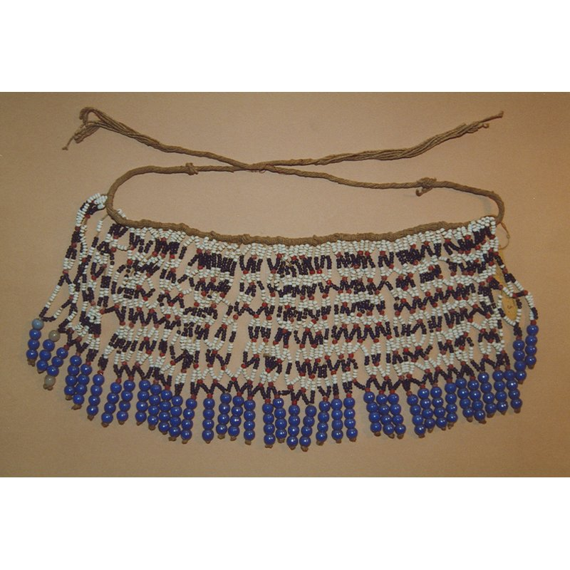Congolese Beaded Apron